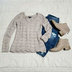 American Eagle knitted sweater